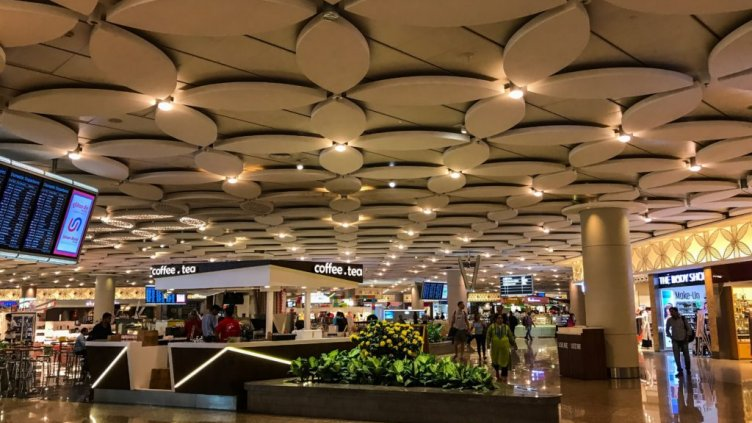 Indias-green-airports