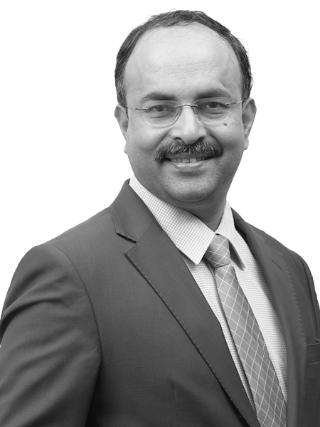 Shubhranshu Pani,Managing Director - Retail Services