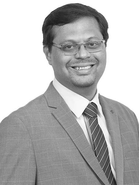 Yogesh Shevade,Head – Industrial Services, India